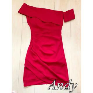 Andy - Andy ミニドレス キャバドレス ナイトドレス