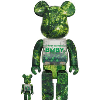MY FIRST BE@RBRICK B@BY 100.400%ベアブリック(その他)