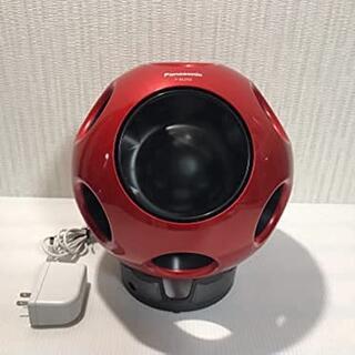 パナソニック(Panasonic)のパナソニック サーキュレーター 創風機Q クリスタルレッド F-BL25Z-R(扇風機)