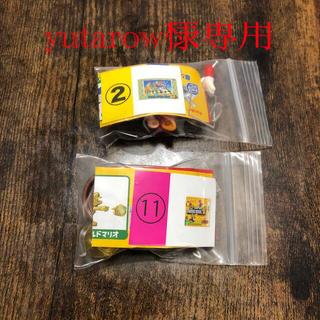 フルタセイカ(フルタ製菓)のマリオチョコエッグ(ゲームキャラクター)