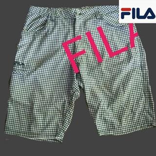 フィラ(FILA)のFILAゴルフユニセックハーフパンツ(その他)