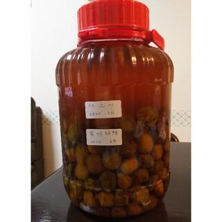 梅の実と梅ジュース(1.6キロ)(フルーツ)