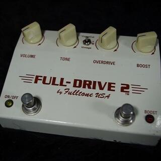 FULLTONE Full-Drive 2  G1E20637(エフェクター)