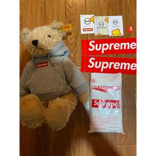 シュプリーム(Supreme)の18AW Supreme Steiff Bear テディベア(ぬいぐるみ)