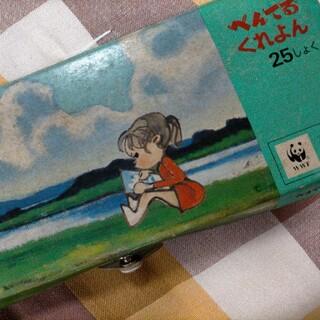 ぺんてる クレヨン 25色(クレヨン/パステル)