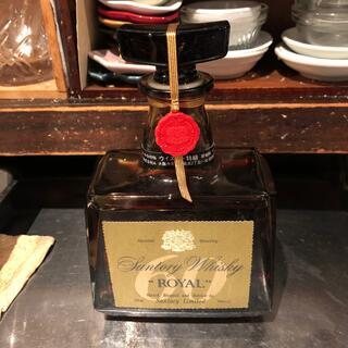 サントリー(サントリー)のサントリーローヤル 60未開封古酒(ウイスキー)