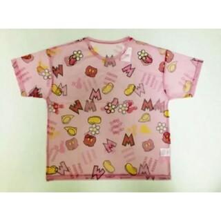 【超格安】 ディズニーオフィシャル レディース シースルー(Tシャツ(半袖/袖なし))