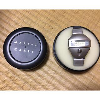 セイコー(SEIKO)のALBA スプーン マライアキャリー 限定 美品(腕時計(デジタル))