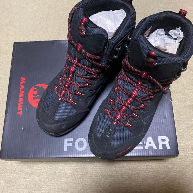 Mammut(マムート)の【カイさん専用】トレッキングシューズ 登山靴 MAMMUT teton GTX スポーツ/アウトドアのアウトドア(登山用品)の商品写真