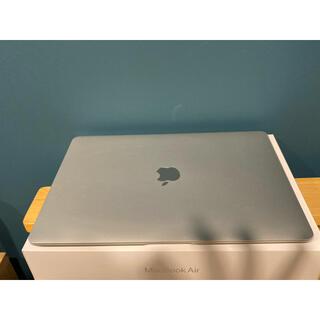 アップル(Apple)のMacBook Air 2020 シルバー(ノートPC)