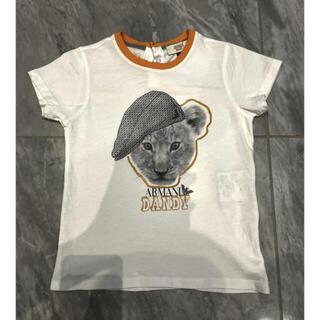 アルマーニ ジュニア(ARMANI JUNIOR)のアルマーニジュニア Tシャツ 24m 90(Tシャツ/カットソー)