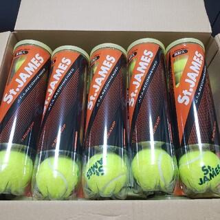 硬式テニスボール(DUNLOPセントジェームス)