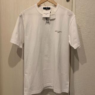 ジュンヤワタナベコムデギャルソン(JUNYA WATANABE COMME des GARCONS)の新品 Comme des Garcons Homme ロゴ Tシャツ M(Tシャツ/カットソー(半袖/袖なし))