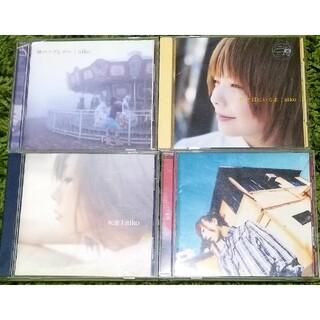 aiko邦楽CDA CDアルバム秘密桜の木の下暁のラブレター秋そばにいるよセット(ポップス/ロック(邦楽))