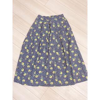 アフタヌーンティー(AfternoonTea)の美品 スカート(ロングスカート)