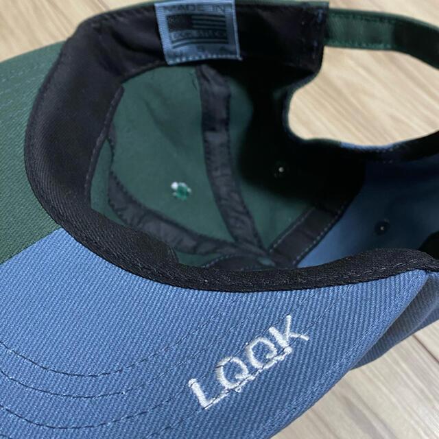 N.HOOLYWOOD(エヌハリウッド)のLQQK STUDIO BLUE-SUN  CAP ルックスタジオ キャップ メンズの帽子(キャップ)の商品写真