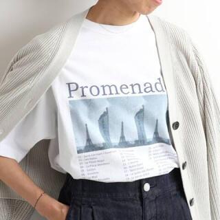イエナ(IENA)の即日発送【新品】イエナ PROMENADE Tシャツ(Tシャツ/カットソー(半袖/袖なし))