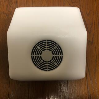 シャイニージェル(SHINY GEL)のネイルダスト 集塵機 ビューティーネイラー ラージ(ネイル用品)
