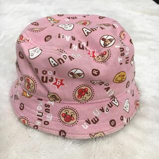 バンダイ(BANDAI)の女の子用 アンパンマン 帽子 48cm(帽子)