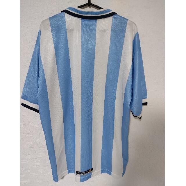 Reebok(リーボック)の激レア品 アルゼンチン代表 スポーツ/アウトドアのサッカー/フットサル(ウェア)の商品写真