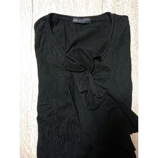 アズノウアズ(AS KNOW AS)のas know as  フリル付きTシャツ(Tシャツ(半袖/袖なし))