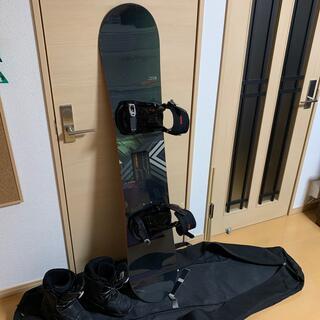 ヘッド(HEAD)のスノーボードとブーツセット(ボード)