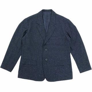 ISSEY MIYAKE - イッセイミヤケ メン 20AW シルクネップツイードテーラードジャケット