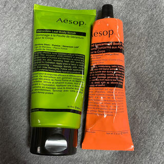 Aesop - Aesop スクラブ ボディバーム