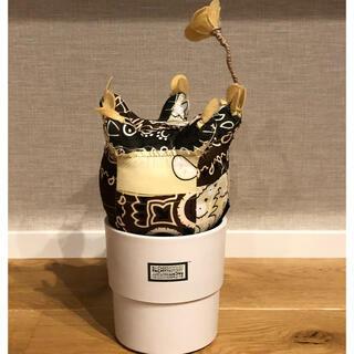 メディコムトイ(MEDICOM TOY)のPACHYPATCHY BOTANIZE NO COFFEE 鉢 PLANT(彫刻/オブジェ)