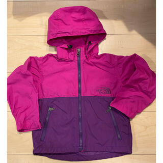 THE NORTH FACE - THE NORTH FACE コンパクトジャケット キッズ  100cm