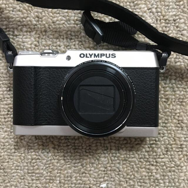 OLYMPUS(オリンパス)のオリンパス スタイラス SH-1 スマホ/家電/カメラのカメラ(コンパクトデジタルカメラ)の商品写真