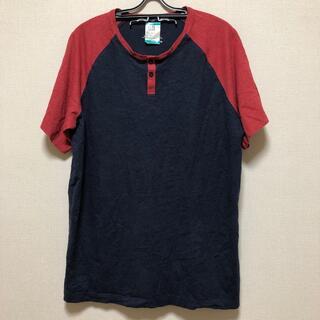ベンシャーマン(Ben Sherman)のバイカラーTシャツ(Tシャツ/カットソー(半袖/袖なし))