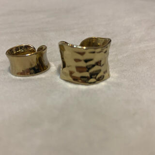ザラ(ZARA)のゴールド リング(リング(指輪))