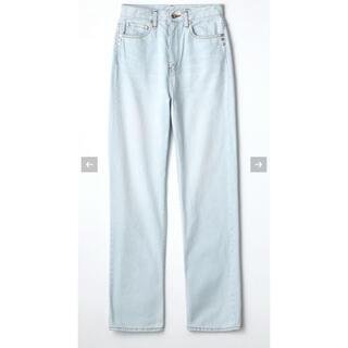 ダブルスタンダードクロージング(DOUBLE STANDARD CLOTHING)のダブルスタンダードクロージング 新品身着用 デニム 雑誌掲載 38サイズ(デニム/ジーンズ)