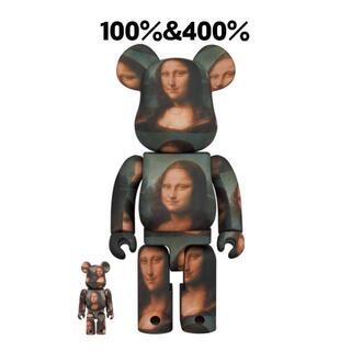 BE@RBRICK × Mona Lisa 100% & 400%(その他)