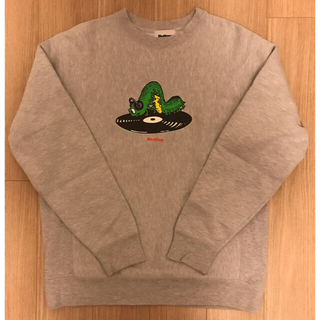 FTC - BUTTER GOODS SELECTOR  バターグッズ スウェット L
