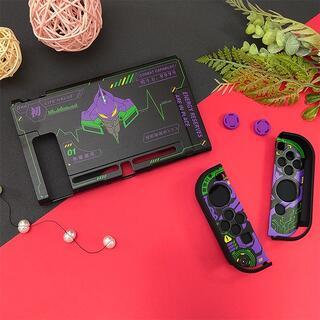 ニンテンドースイッチ(Nintendo Switch)の新世紀エヴァンゲリオン 初号機 鼓動 Switch 保護 カバー RA02(その他)