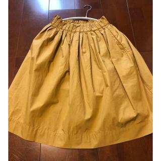 ムジルシリョウヒン(MUJI (無印良品))の無印 フレアースカート (ひざ丈スカート)