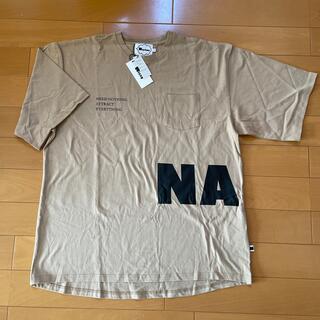 トリプルエー(AAA)の新品 Nissy nap time ビッグTシャツ(Tシャツ/カットソー(半袖/袖なし))