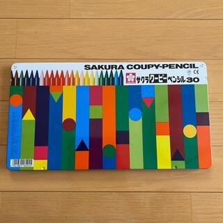 サクラクレパス(サクラクレパス)のサクラクーピーペンシル30(色鉛筆)