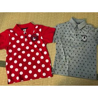 タケオキクチ(TAKEO KIKUCHI)のキッズシャツ 150(Tシャツ/カットソー)