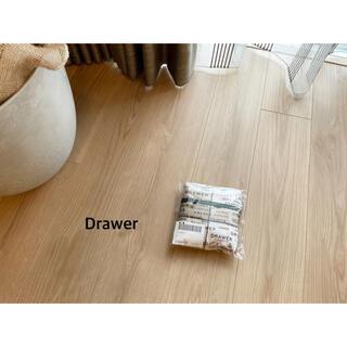 ドゥロワー(Drawer)のDrawer エコバッグ ノベルティ(エコバッグ)