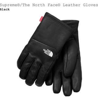 シュプリーム(Supreme)のSupreme the north face Leather Gloves(手袋)