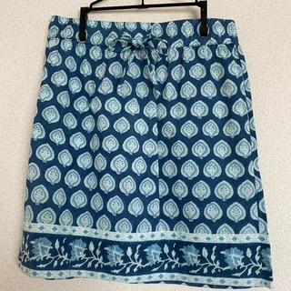 ロンハーマン(Ron Herman)のSALE中♡新品 タグ付き SZ Blockprints スカート(ひざ丈スカート)