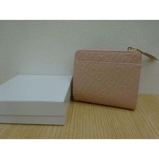ニナリッチ(NINA RICCI)の【値下げ!】新品 正規品  ニナリッチ 財布 二つ折り財布 ピンク(財布)