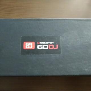 GODJ Monster ポータブルDJシステム(ターンテーブル)
