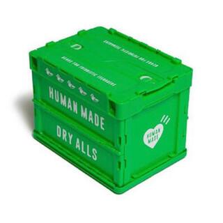 アベイシングエイプ(A BATHING APE)のHUMAN MADE CONTAINER 20L GREEN(ケース/ボックス)