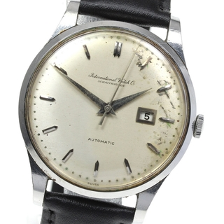 インターナショナルウォッチカンパニー(IWC)のIWC アンティーク Cal.8531 デイト  自動巻き メンズ 【中古】(腕時計(アナログ))