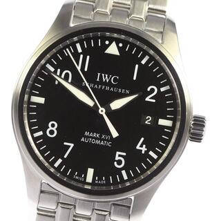 インターナショナルウォッチカンパニー(IWC)の☆良品 IWC パイロットウォッチ マークXVI メンズ 【中古】(腕時計(アナログ))
