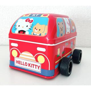 ハローキティ(ハローキティ)のサンリオ♡ハローキティ♡空き缶レトロ(その他)